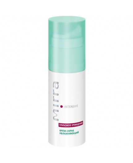 Moisturising Cream Scrub for Dry and Normal Skin
