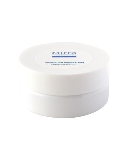 Enzymatic Exfoliating Micro Powder with BHA