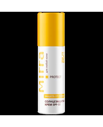 Солнцезащитный крем SPF50
