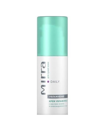 Moisturising Cream for Dry Skin with Jojoba and Alexandrian Laurel Oils