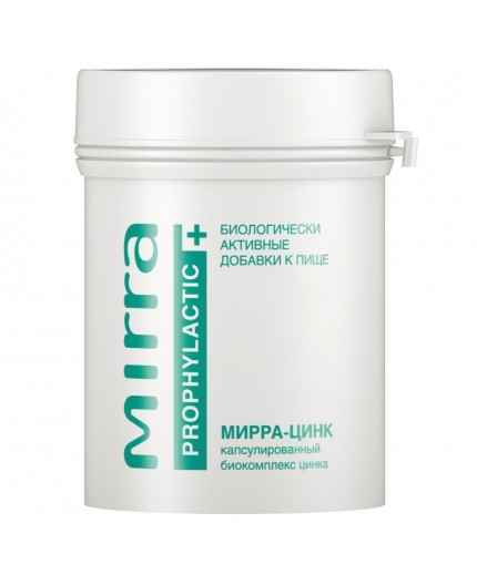 MIRRA-ZINC Biologically Active Zinc Formula