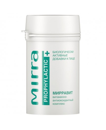 MIRRAVIT Vitamin-Antioxidant Formula