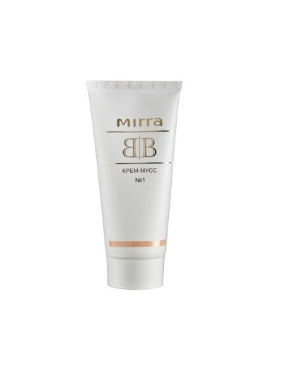 BB Cream-Mousse №1