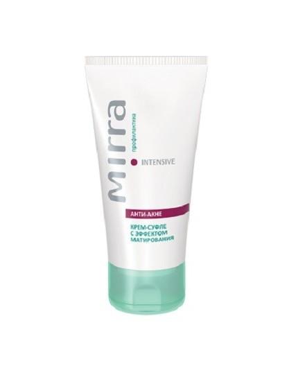 Facial Soufflé Cream with Matting Effect