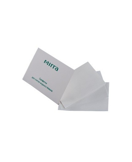 Oil Absorbing Facial Wipes