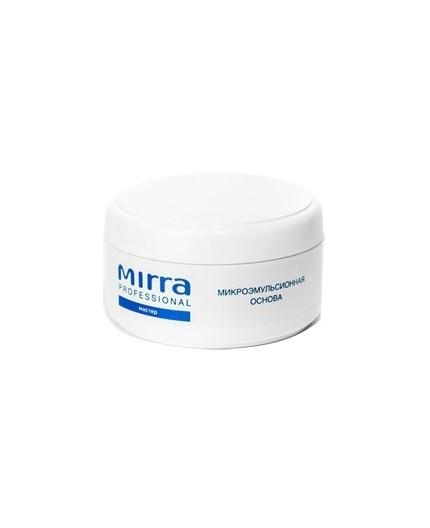 Microemulsion Base Cream