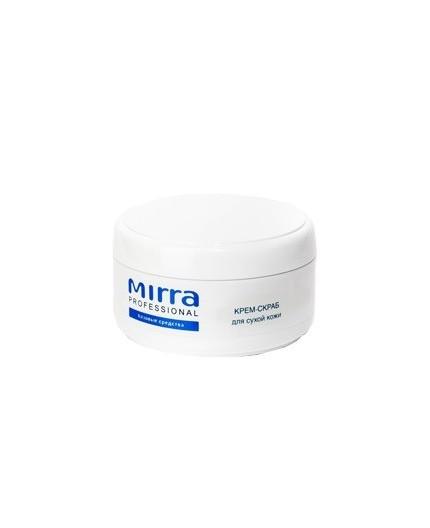 Cream Scrub for Dry Skin