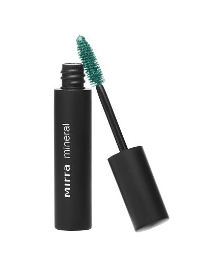 Mineral Mascara GLOSSY NEON - Green
