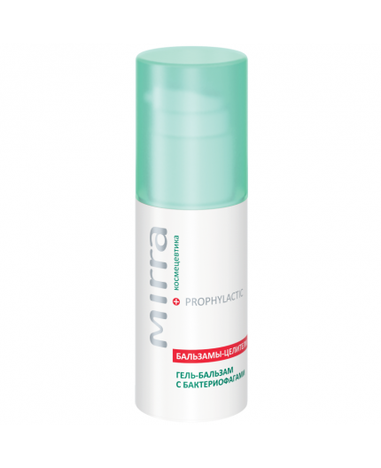 Gel Balm with Bacteriophages